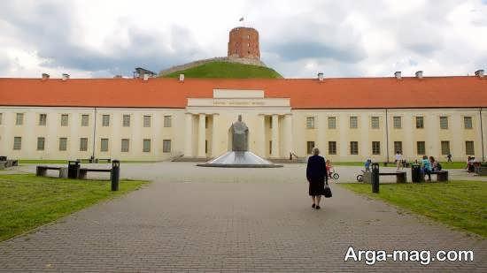 آشنایی با مکان های تماشایی کشور تاریخی لیتوانی
