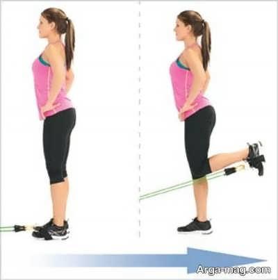 حرکات مناسب برای رفع گودی کمر