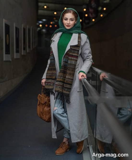 بیوگرافی مهتاب ثروتی بازیگر جوان ایرانی