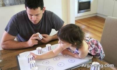 ساخت بازی فکری برای بچه ها