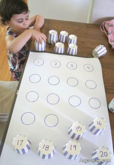 ساخت بازی برای بچه ها