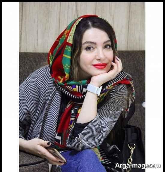 عکس های مهرناز افلاکیان بازیگر سریال پرگار