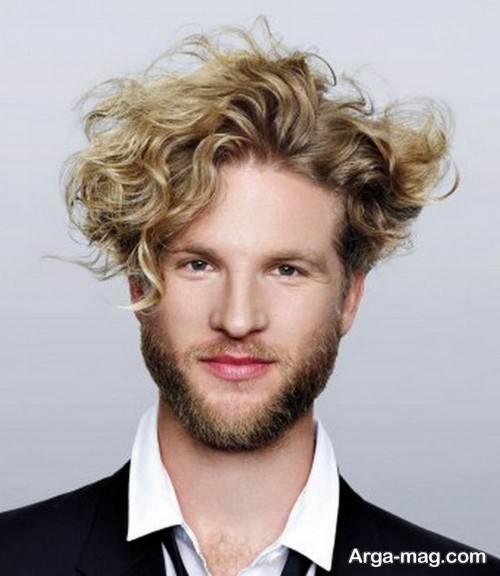 مدل مو وز مخصوص آقایان