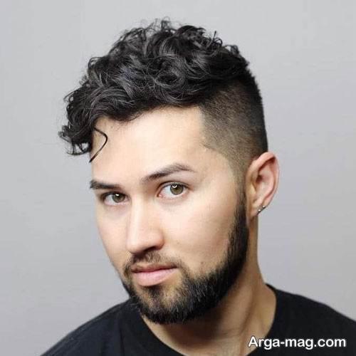 مدل مو وز و خاص مردانه
