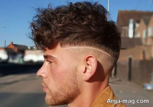 مدل مو فر مردانه