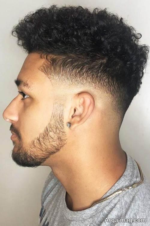 مدل مو وز مردانه