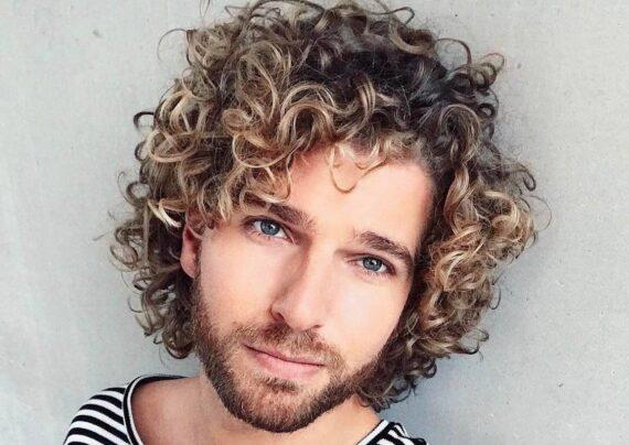 مدل موی وز مردانه
