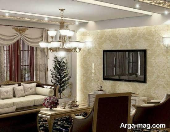 طراحی نئوکلاسیک برای منزل