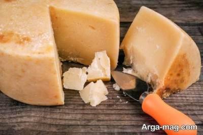 طرز تهیه پنیر پارمسان در خانه