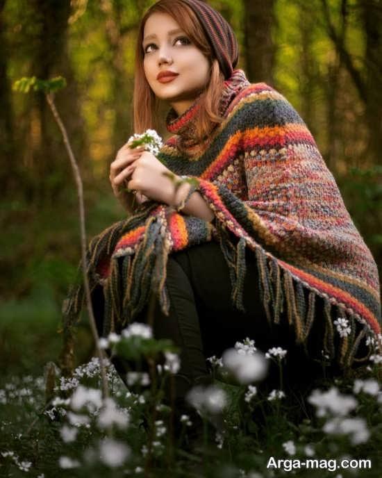 انواع فیگور های زیبا و متنوع با گل