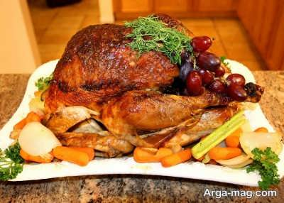 گوشت مرغ و خاصیت های آن