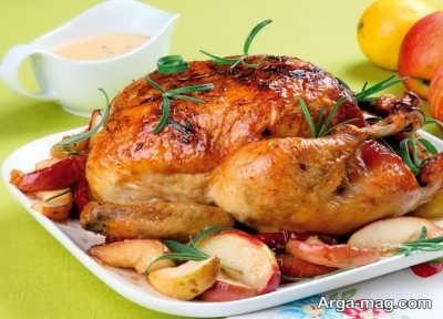 انوع خاصیت های گوشت مرغ