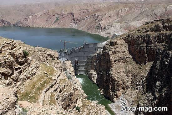 آشنایی با دیدنی های رابر شهرستان استان کرمان