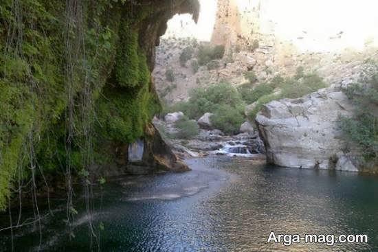 آشنایی با دیدنی های شهرستان رابر واقع در استان کرمان