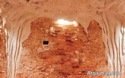 غار نمکدان در کجا واقع شده است؟
