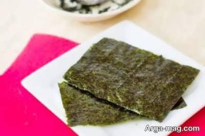 مواد لازم ماسک جلبک دریایی
