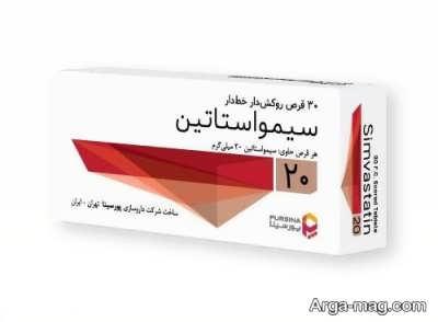بررسی عوارض داروی سیمواستاتین