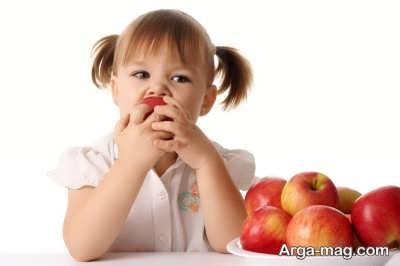 تاثیر مصرف میوه جا تازه در سلامت موی سر کودکان