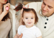 روش های تقویت موی کودکان
