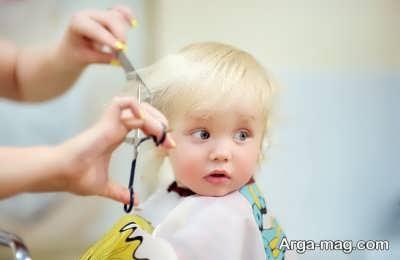 معرفی راه های تقویت موی کودکان