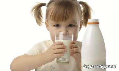 تاثیر مصرف لبنیات در سلامت موی کودکان