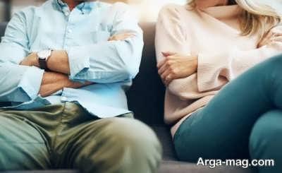 علت بروز جدایی در رابطه های عاشقانه