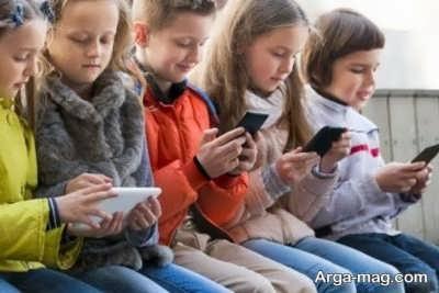 اثراتی که جامعه بر کودکان دارد