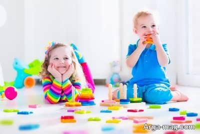 نقش بازی در رشد بچه