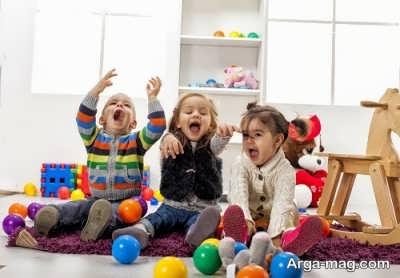 نقش بازی در رشد عاطفی کودک