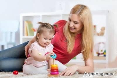 نقش بازی کردن در رشد بچه