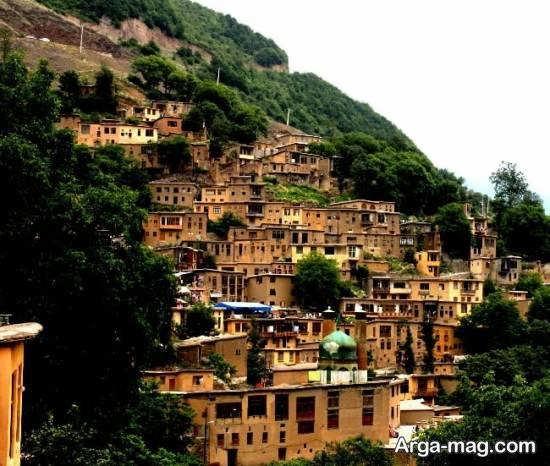 معرفی مکانهای دیدنی و زیبای آبادی وفس
