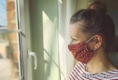 طریقه استفاده و شستشوی ماسک صورت