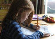 اختلال نوشتن در کودکان