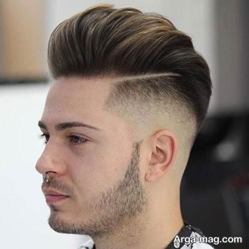 مدل مو خاص پسرانه