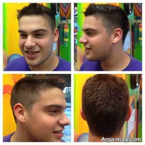 کوتاهی مو پسرانه