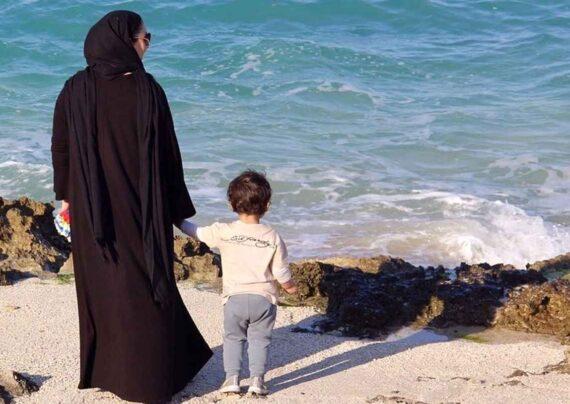 زیبا بروفه تولد همسر مرحومش، پیام صابری را تبریک گفت!