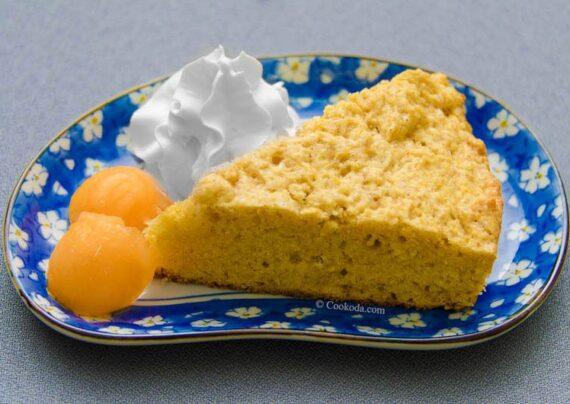 طرز تهیه کیک طالبی