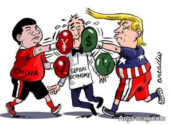 علنی شدن دعوای چینی ها با ترامپ!!!