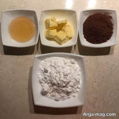 مواد لازم برای تهیه سس شکلاتی
