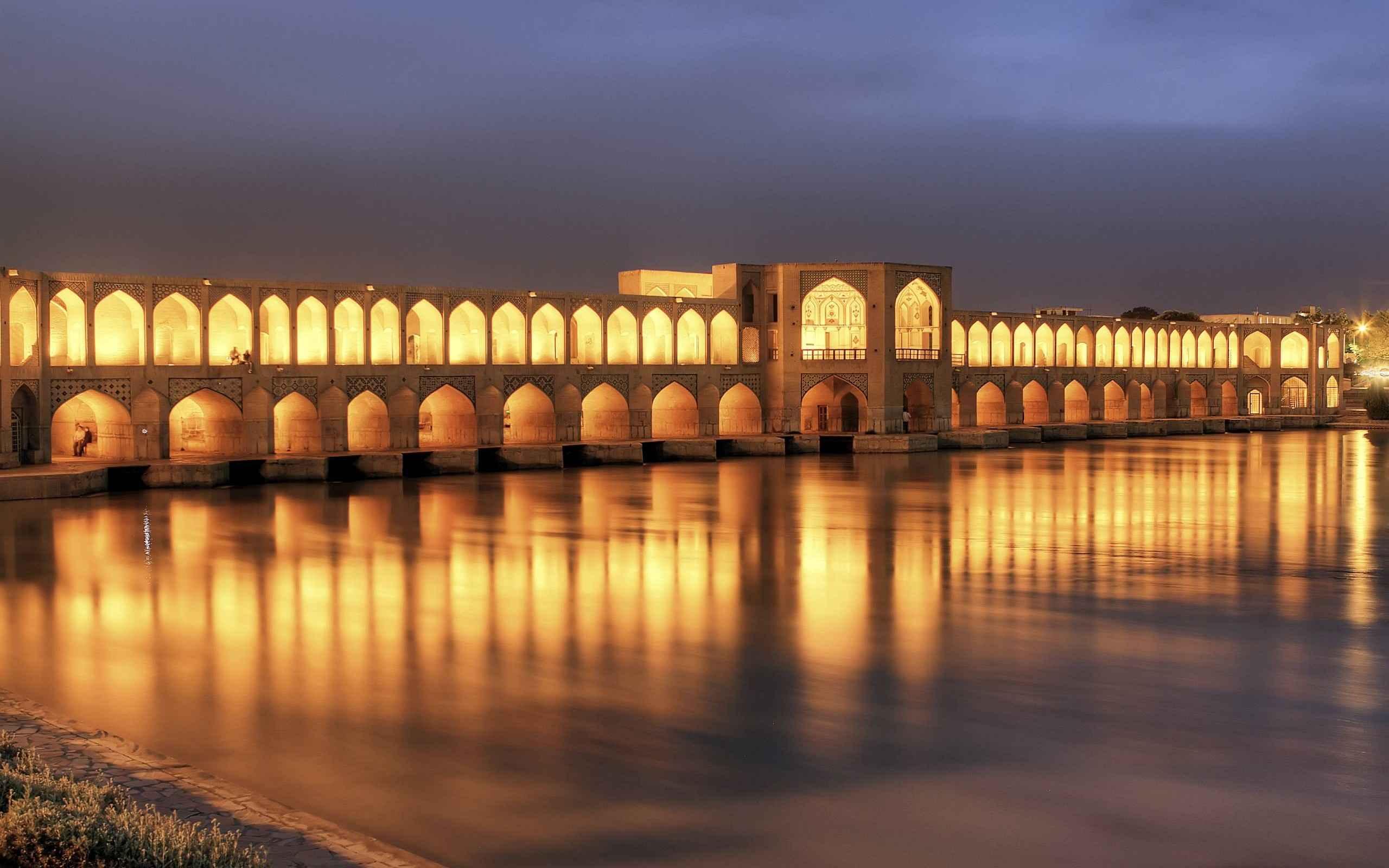 مکان های دیدنی در استان اصفهان