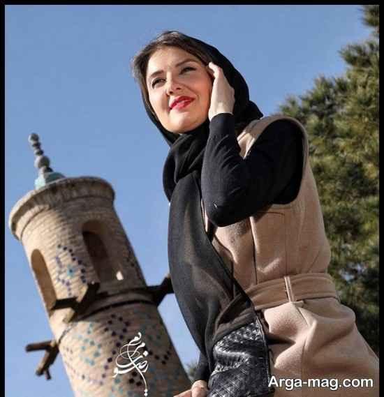 عکس های گلوریا هاردی، بازیگر سریال سرباز