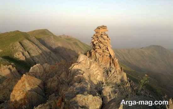 چشم اندازی از کردستان