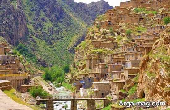 روستای کردستان