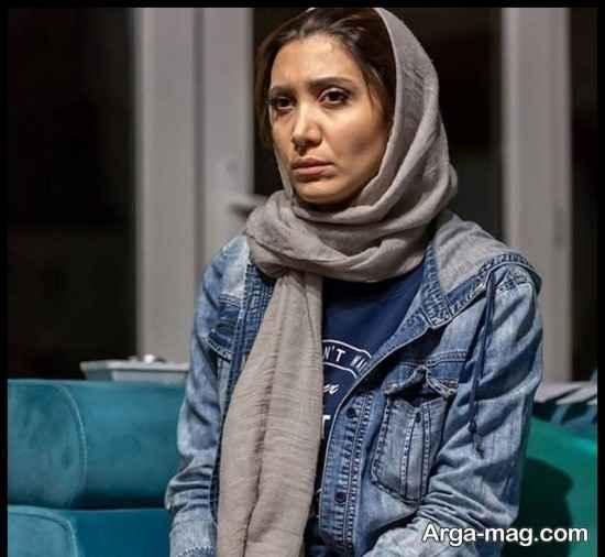 عکس های نیکی مظفری بازیگر مجموعه بچه های نسبتا بد