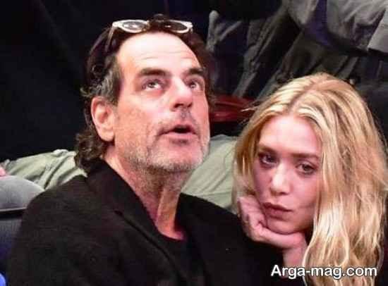بازیگر زن هالیوودی از همسر میانسال خود جدا شد!