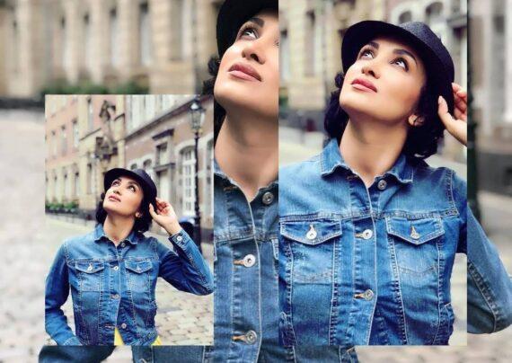 روناک یونسی بازیگر مطرح سریال رستگاران قبل از مهاجرتش