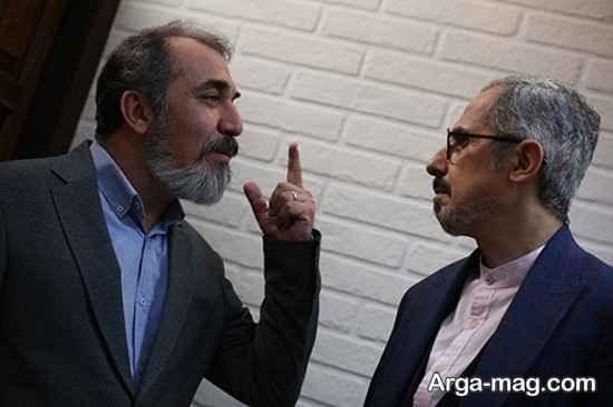 مجموعه تلویزیونی جدید با حضور جواد رضویان، سیامک انصاری