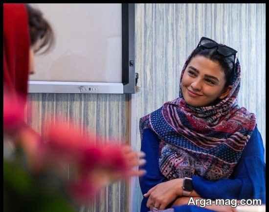 عکس های سیما خضرآبادی بازیگر مجموعه وضعیت سفید