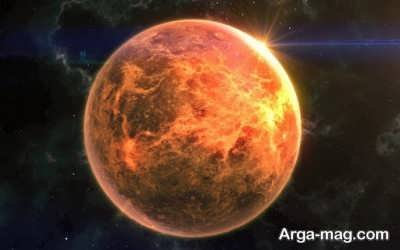 معرفی سیاره زهره