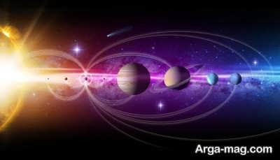 معرفی منظومه شمسی